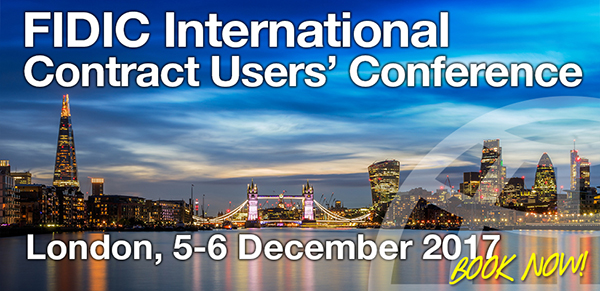 Conferencia Internacional de Usuarios de Contratos FIDIC